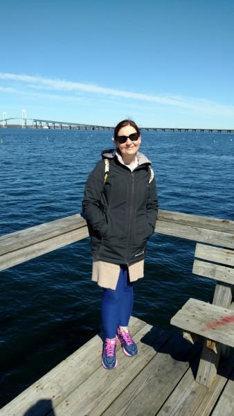 Jessica in Newport, Rhode Island