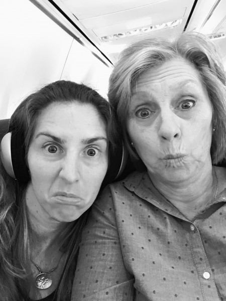 Faces on a plane