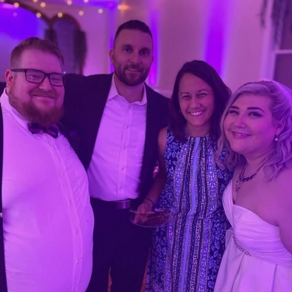 Congrats Leah & Ryan!
