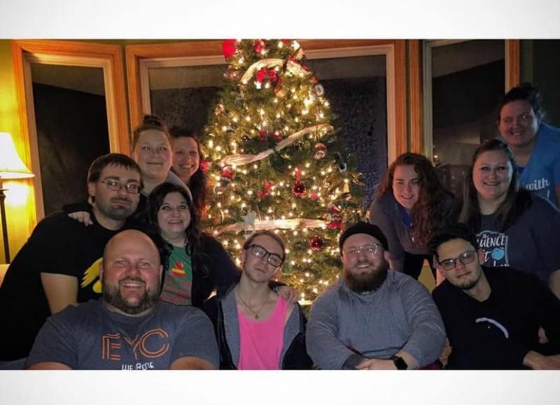 Youth Group Staff Christmas