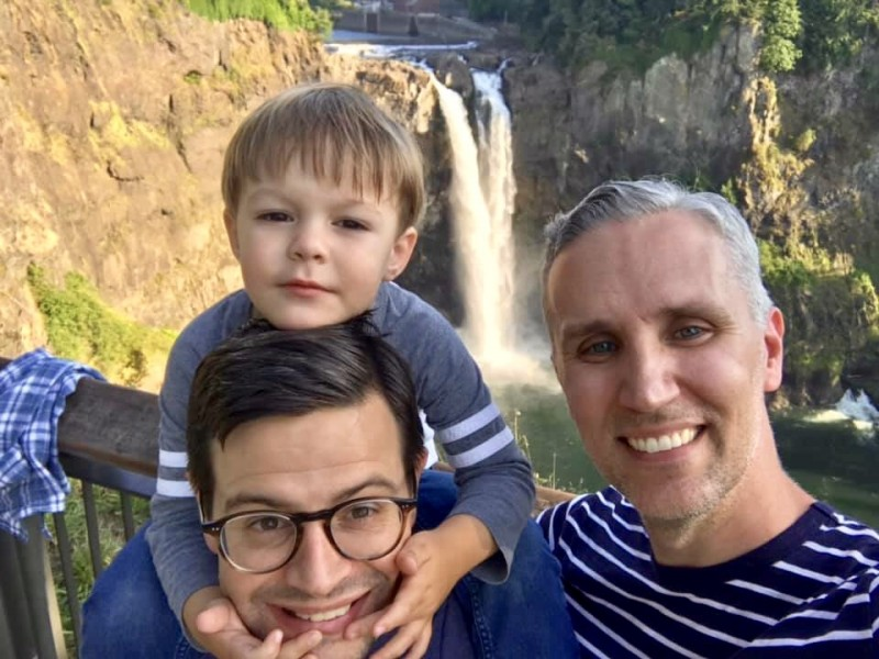 Visiting Snoqualmie Falls in Washington State
