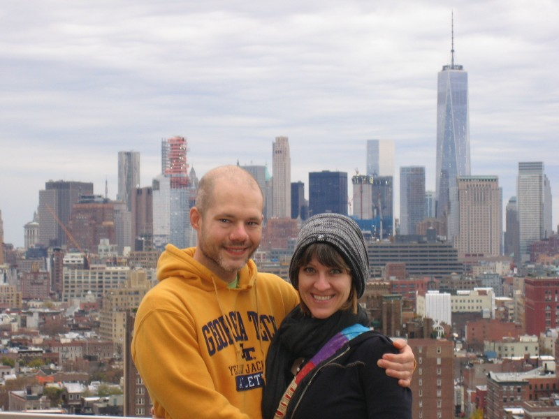 Our trip to NYC