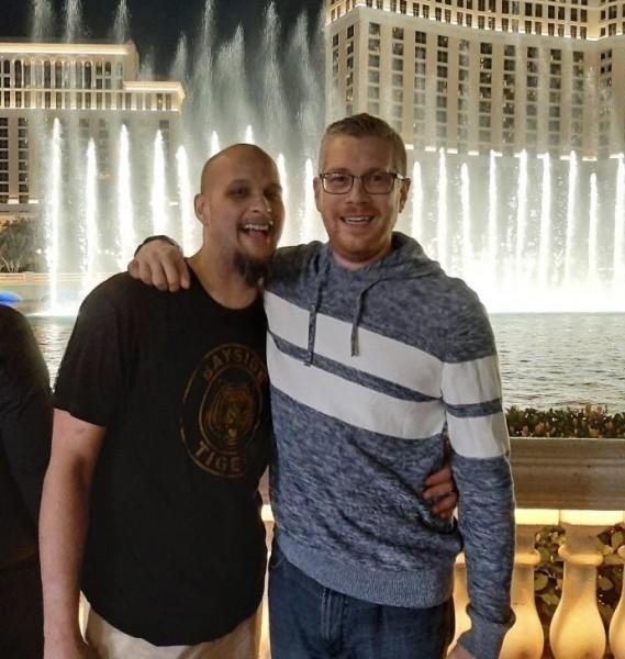 Vacation in Las Vegas
