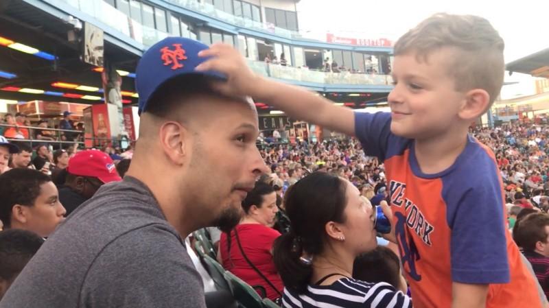 Jason at the Ballpark