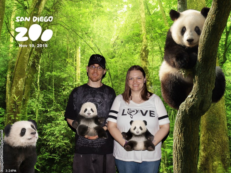 San Diego, CA - San Diego Zoo