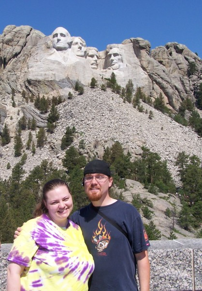 Keystone, SD - Mount Rushmore.