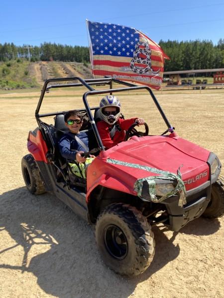 Mud riding weekend @ Boggs