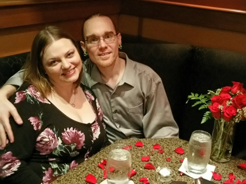 Celebrating Our Anniversary at The Melting Pot.