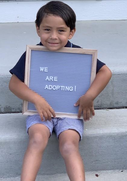 hoping to adopt