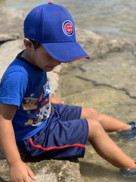 Fun by the lake