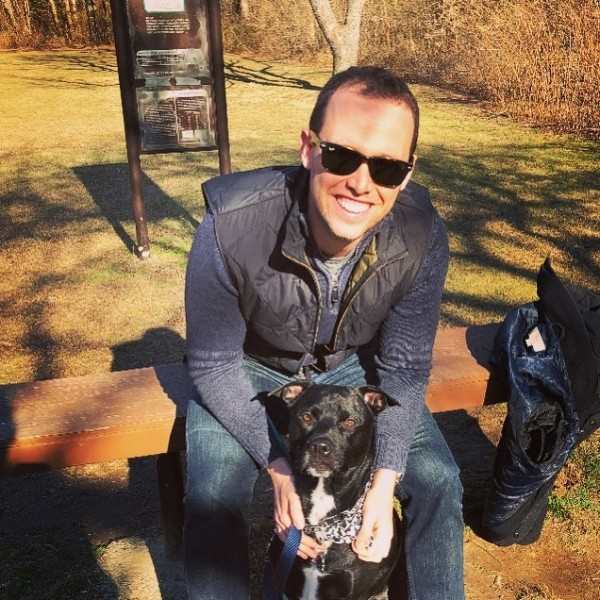 Here is Kevin and Jack on another beautiful Fall day!