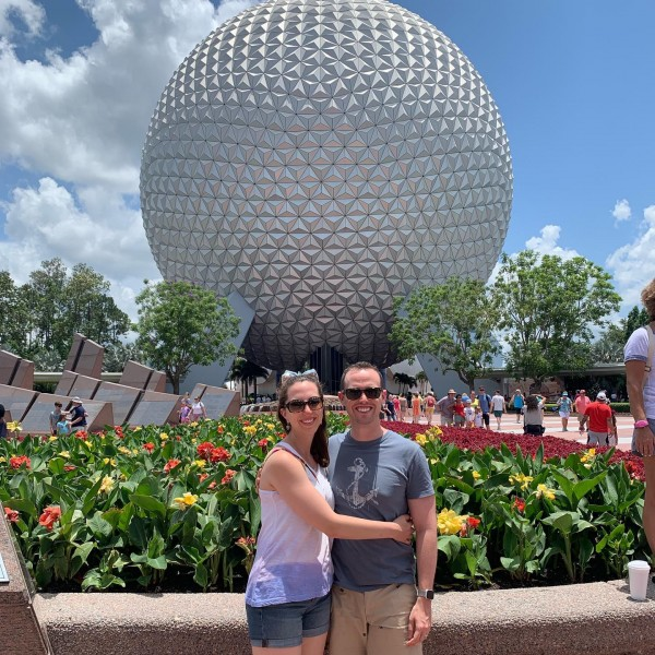 We are full on Disney nerds and try to go to Disney every couple of years; another trip we can not wait to take with our future child.