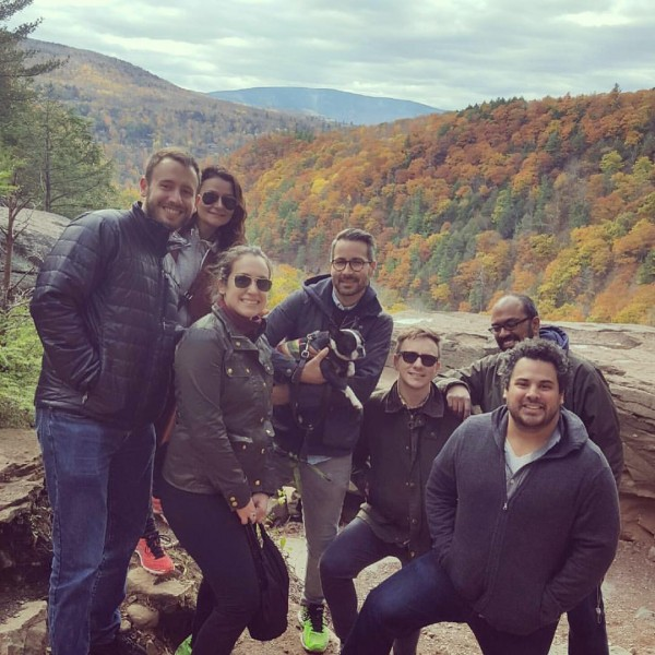 Fun Fall hikes with friends