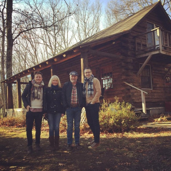 We had a lovely Fall getaway with Ross's parents