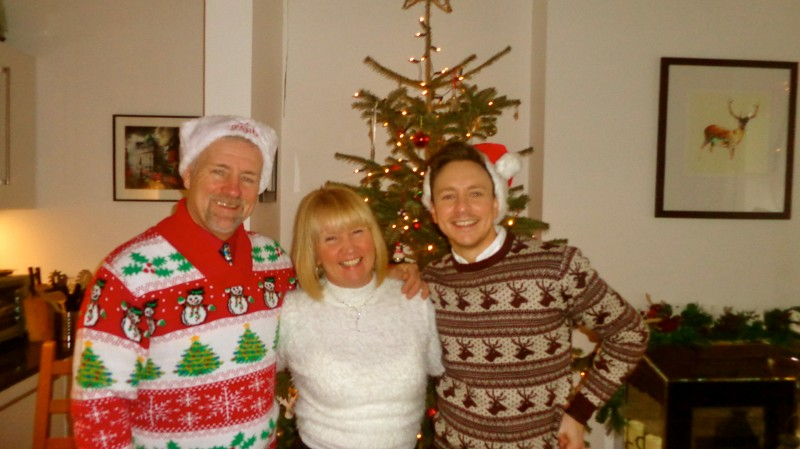 More Christmas sweaters