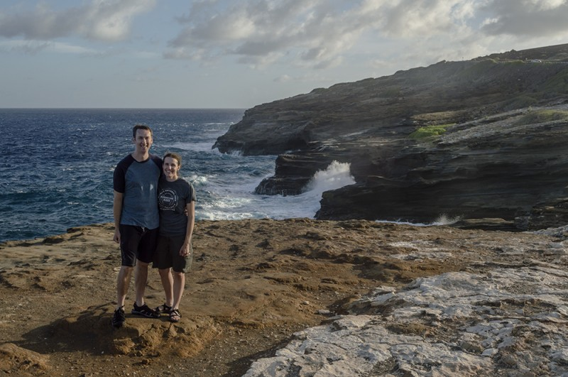 Our week long trip to Hawaii was a wonderful romantic reprieve.