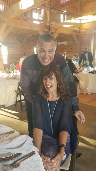 Alli  kev, morgans wedding