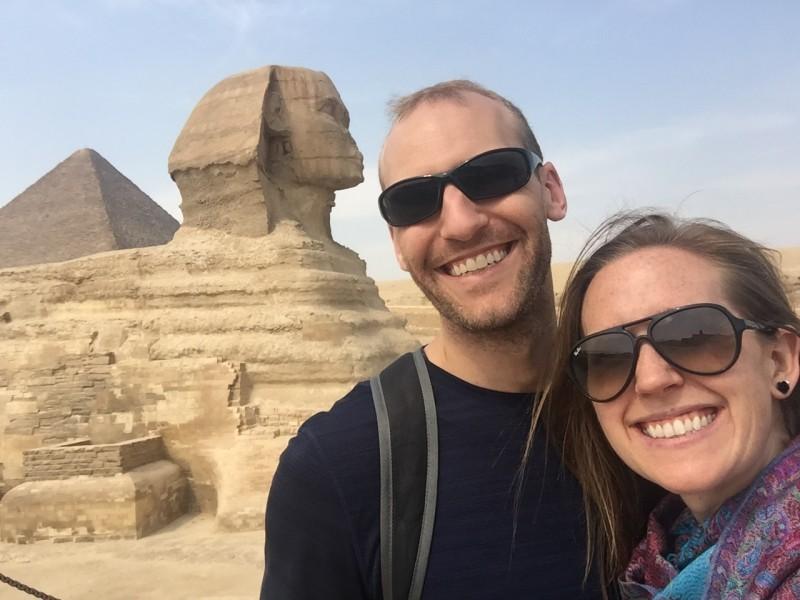 sphinx - egypt 2016