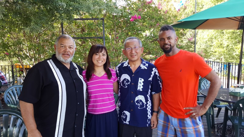 Our Dads - Randy & Taka