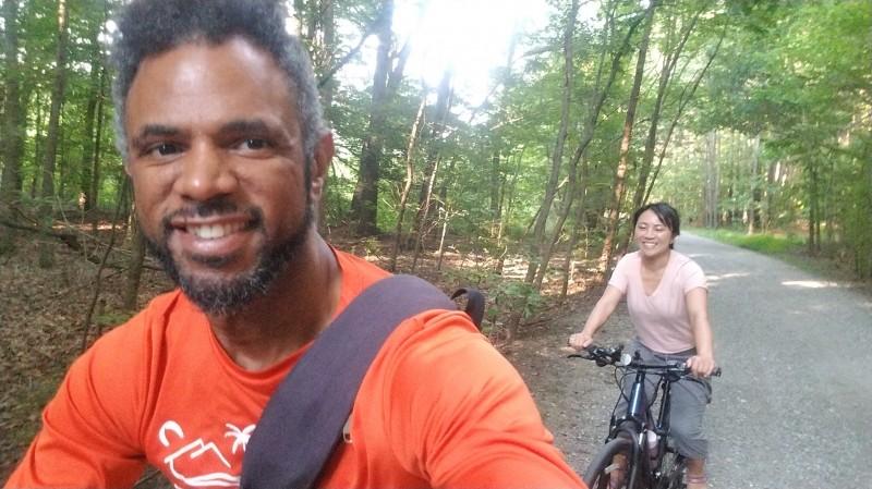 RAyano biking