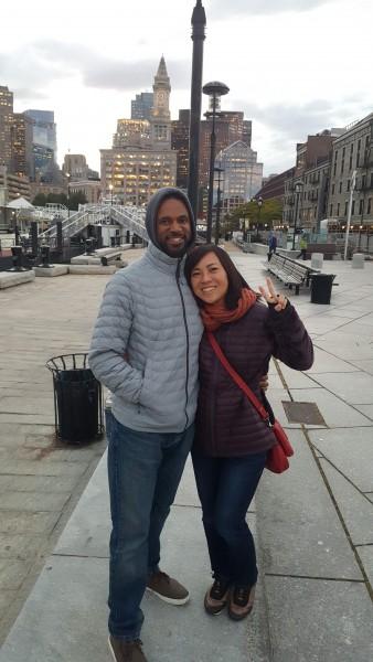 RAyano in Boston