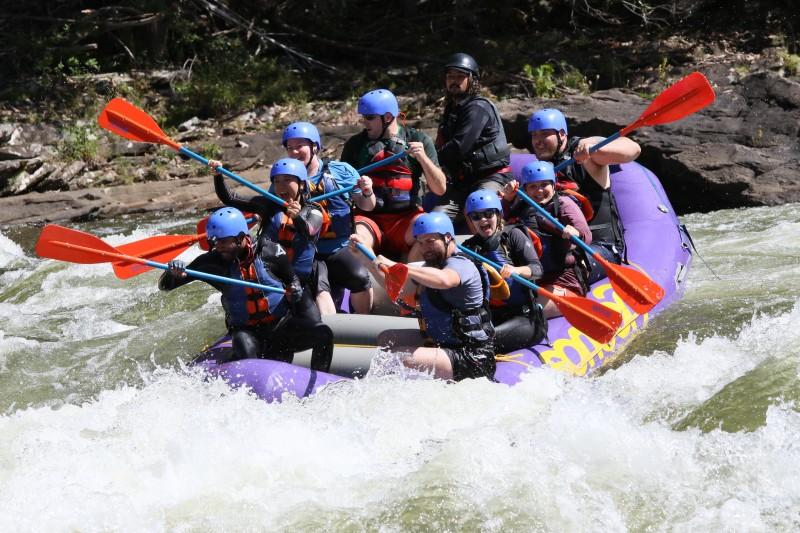 RAyano river rafting