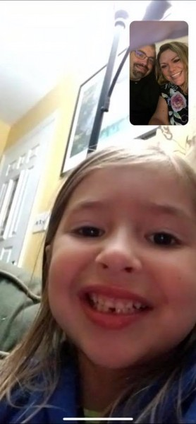 Abbys first tooth
