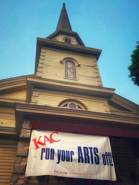 Our village's art center