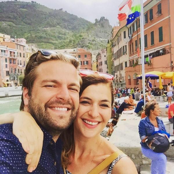 Italy selfie