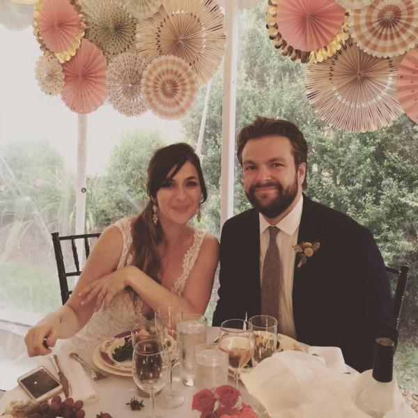 Wedding table pic
