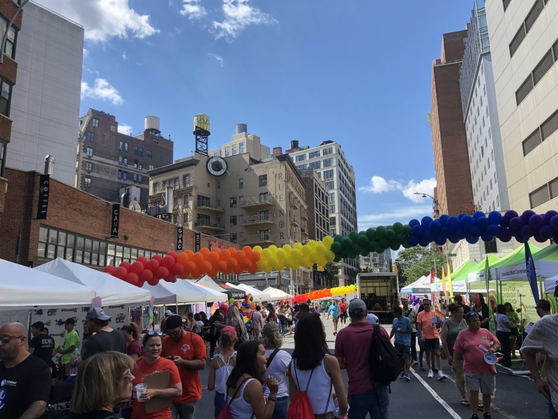 Attending the 50th Anniversary World Pride in NYC