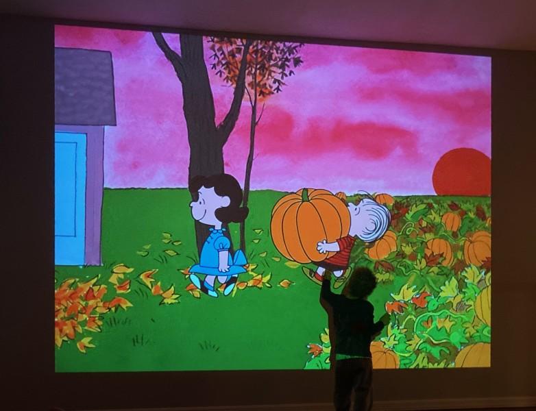 Charlie Brown movies!