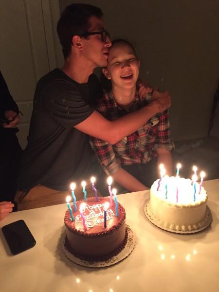 Birthday Twinning!