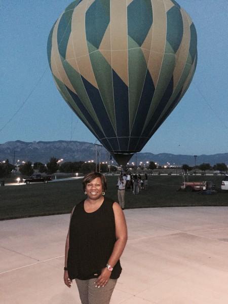 Albuquerque NM Hot Balloon Festival
