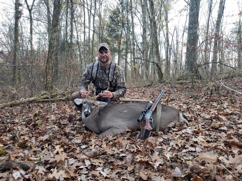 First deer of the season