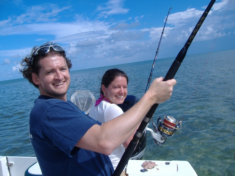 Fishing in key west
