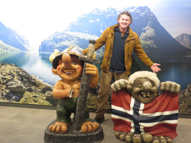 Making friends in norway