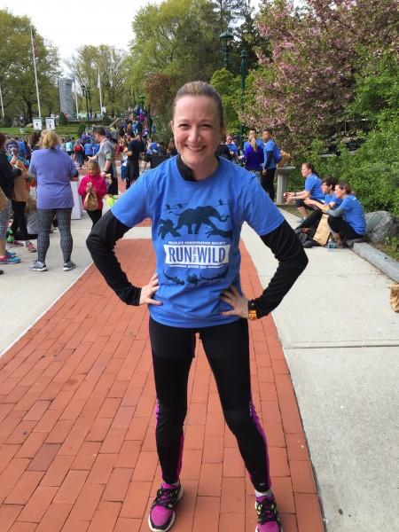 5k run through the Bronx Zoo!