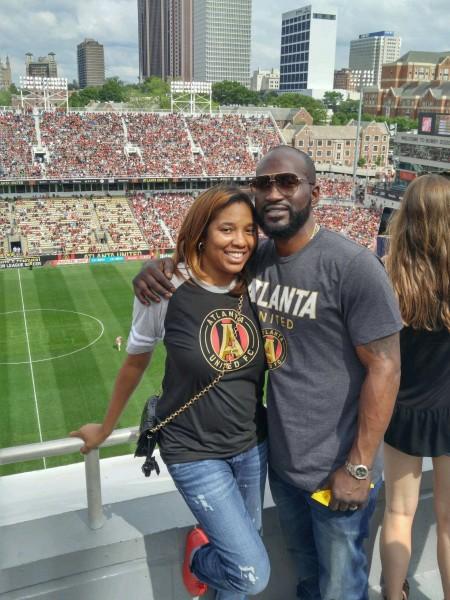 Atlanta United Soccer Match