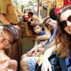 Our annual trip to Disneyland with Grammy and PopPop is always a great time to reconnect.