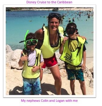 My nephews Colin and Logan in Bahamas