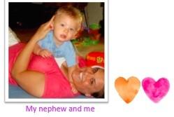 My 2nd nephew and me