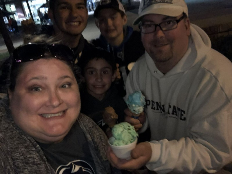 Creamery Ice Cream at Penn State