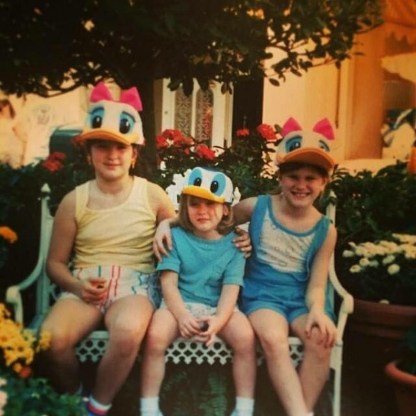 Laura and her sisters