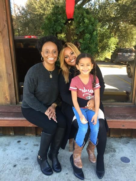 Louisiana nieces