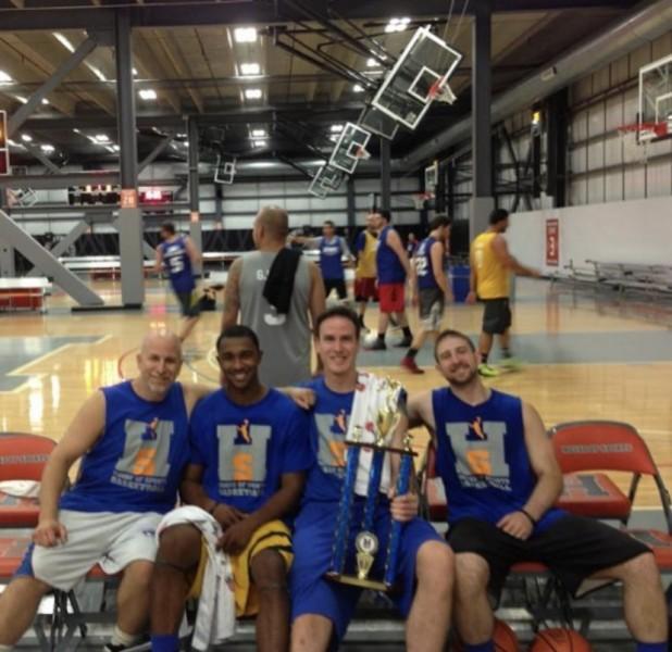 Adoption - basketball trophy