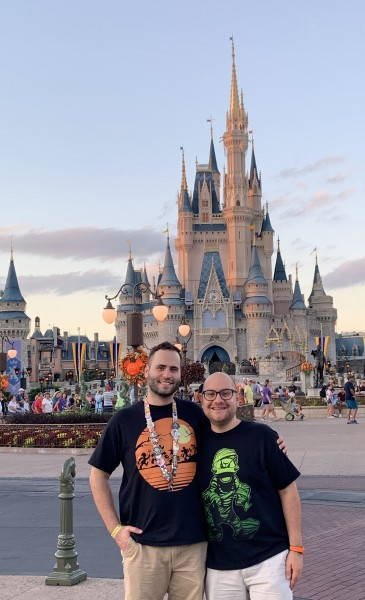We love our trips to Disney Parks!