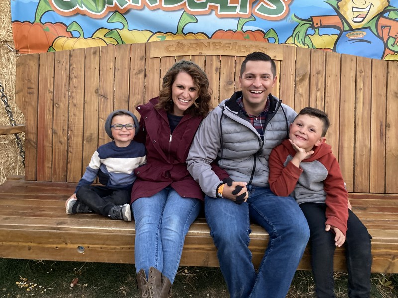 Our favorite fall festival. Pumpkins, hay rides, corn mazes, pig races, apple cider donuts, and fun rides.
