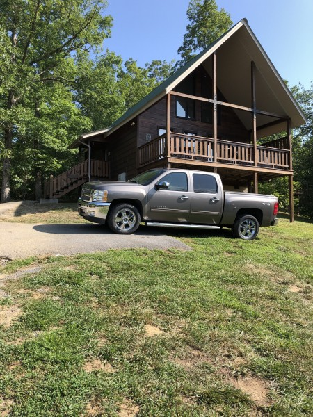 Cabin Rental in Tennesse