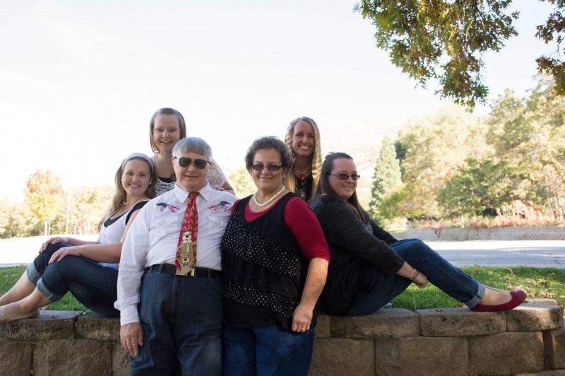 Chelsey's family
